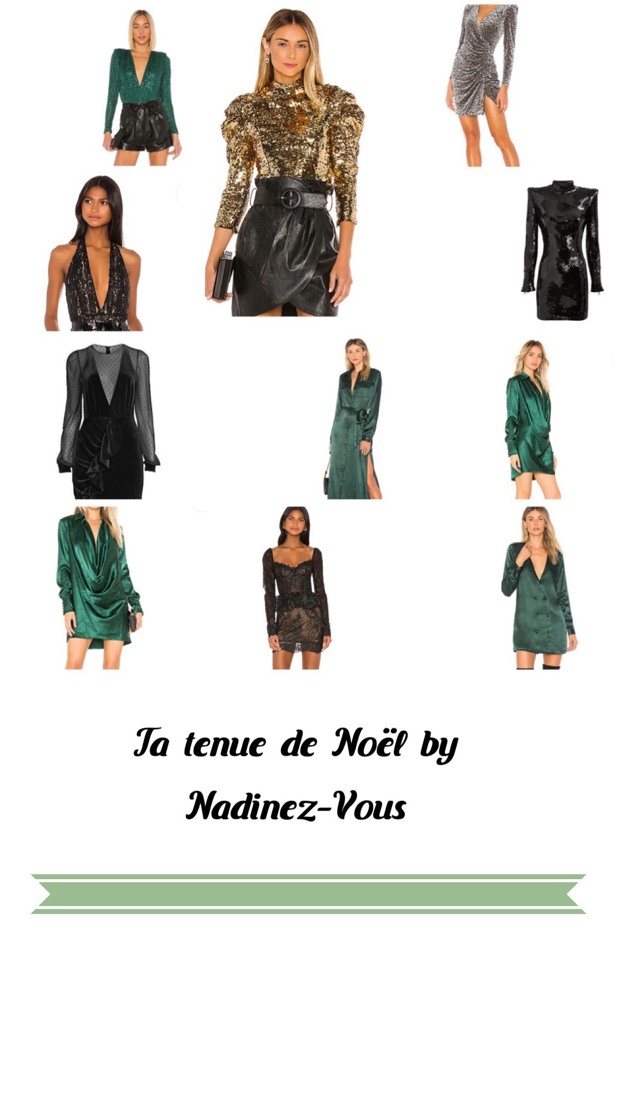 Le dressing mode de ce noël 2019 – 2/3