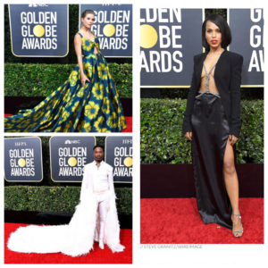 Golden Globes Awards 2020 : les plus belles tenues hollywoodiennes du tapis rouge