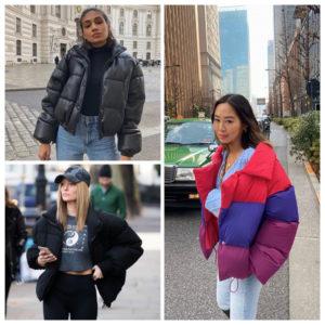 Vestes bouffantes pour femmes