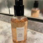 L'art du bain avec Goutal : mon huile nectar Tenue de Soirée