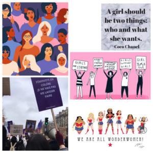 8 mars 2020 : ensemble, continuons de nous battre pour nos droits et un futur égalitaire !