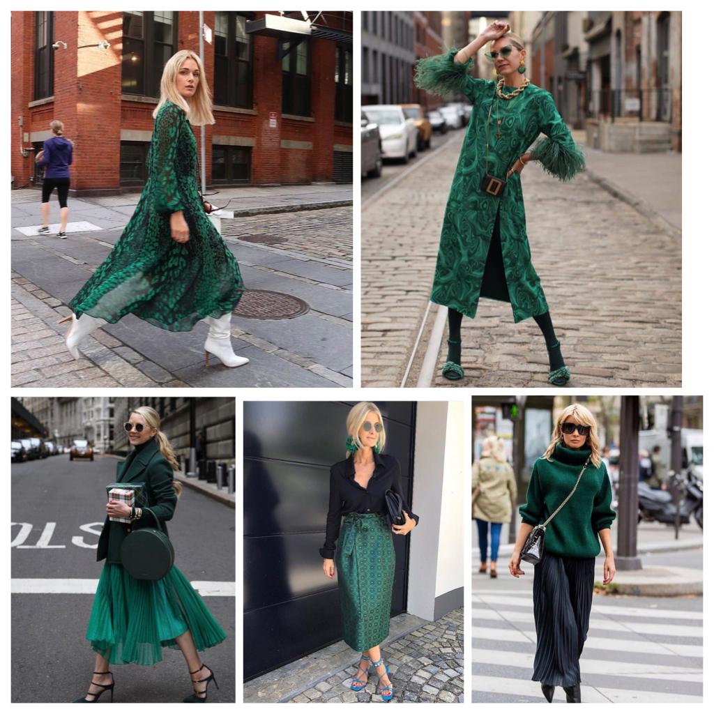Toutes en vert pour la Saint-Patrick !