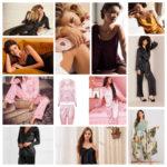 Vestiaire mode d'intérieur : ma sélection de pyjamas pour rester chic à la maison
