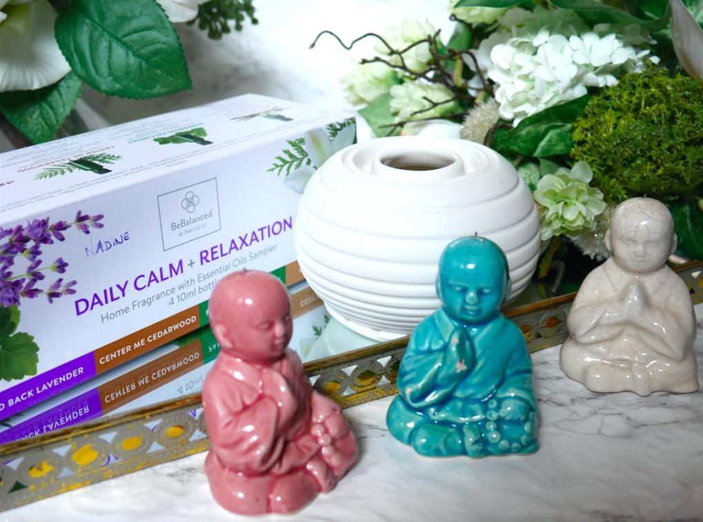 BeBalanced by PartyLite : une nouvelle source de bien-être et de vitalité aux huiles essentielles et fragrances pures pour nos intérieurs