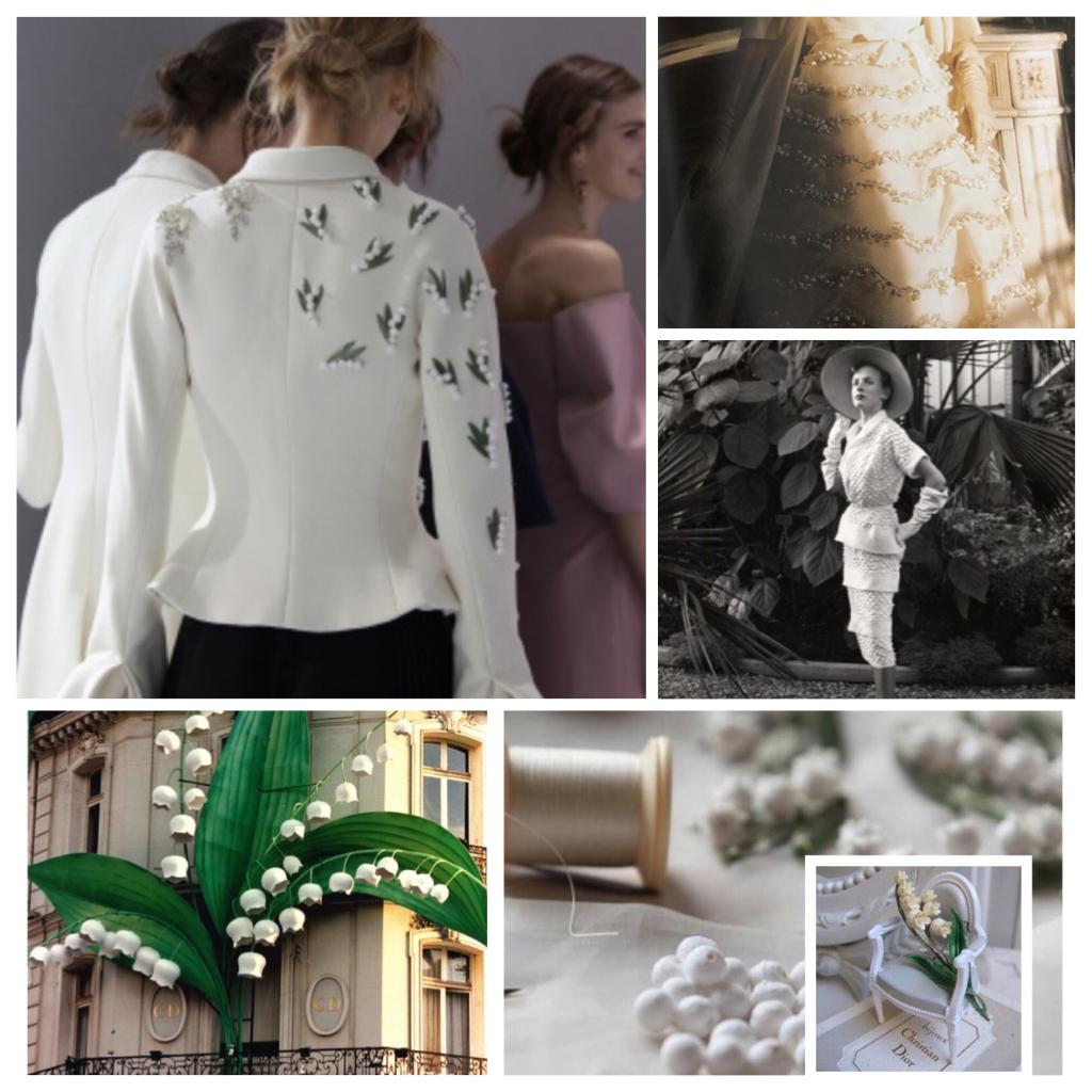 Le muguet : la fleur emblématique de la maison Dior