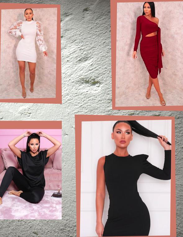 Femme luxe : tendance mode