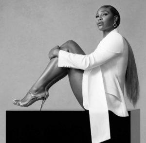 Serena Williams, nouvelle égérie mondiale de Stuart Weitzman