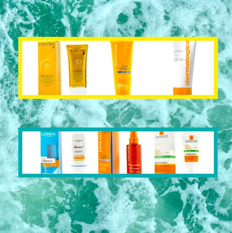 30 valeurs sûres pour protéger votre peau du soleil