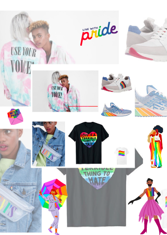 Pride month : ma sélection shopping