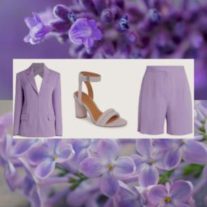 Le lilas, la couleur tendance de cet été 2020