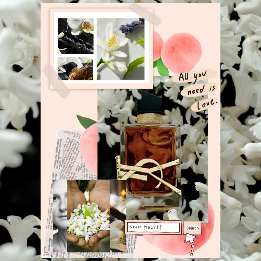 LIBRE, la nouvelle Eau De Parfum Intense par Yves Saint Laurent