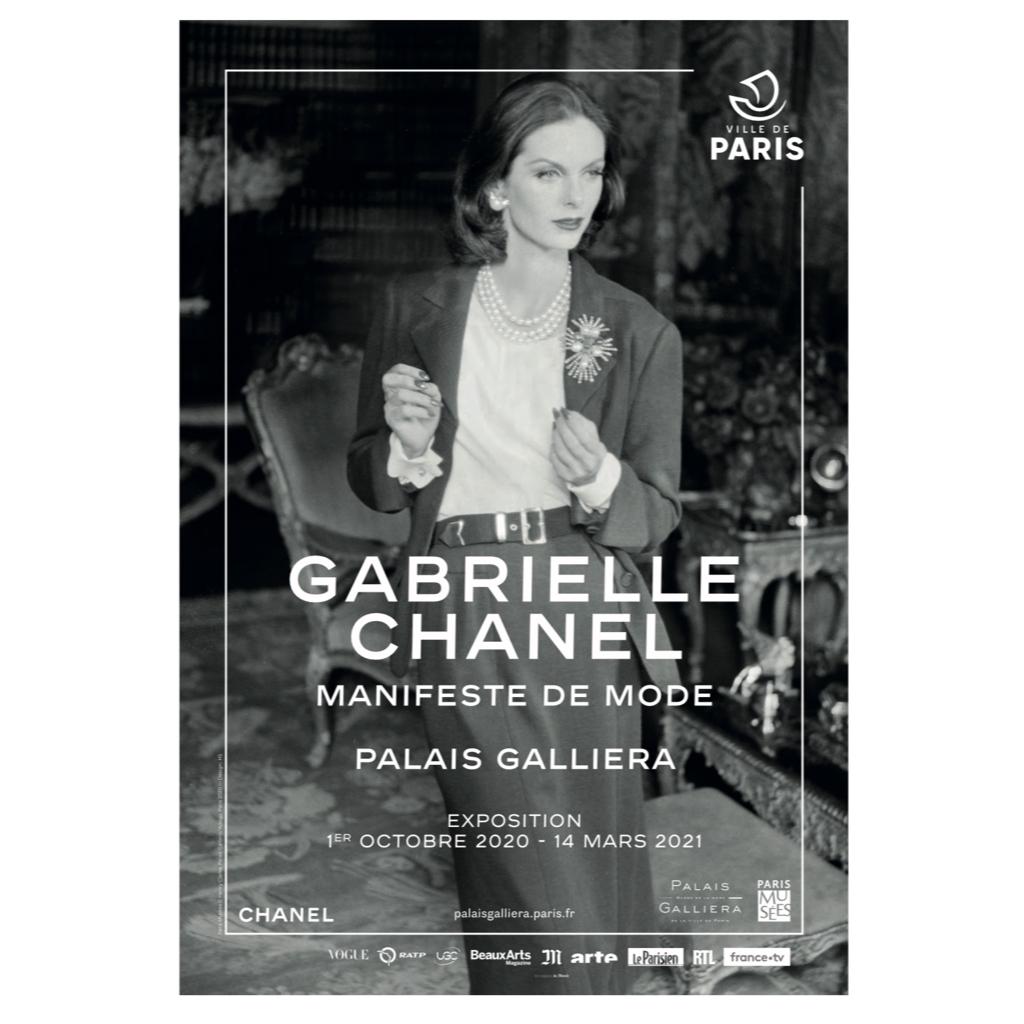 Manifeste Mode : Ode à Gabrielle Chanel (1883-1971) au Palais Galliera