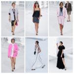 Défilé printemps-été 2021 :  Chanel fait son cinéma (hollywoodien) au Grand Palais