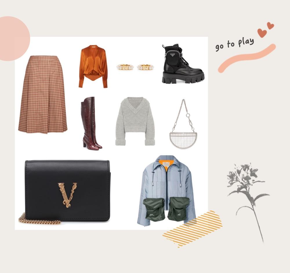 Shopping d'automne : les dernières pièces mode à shopper en ligne