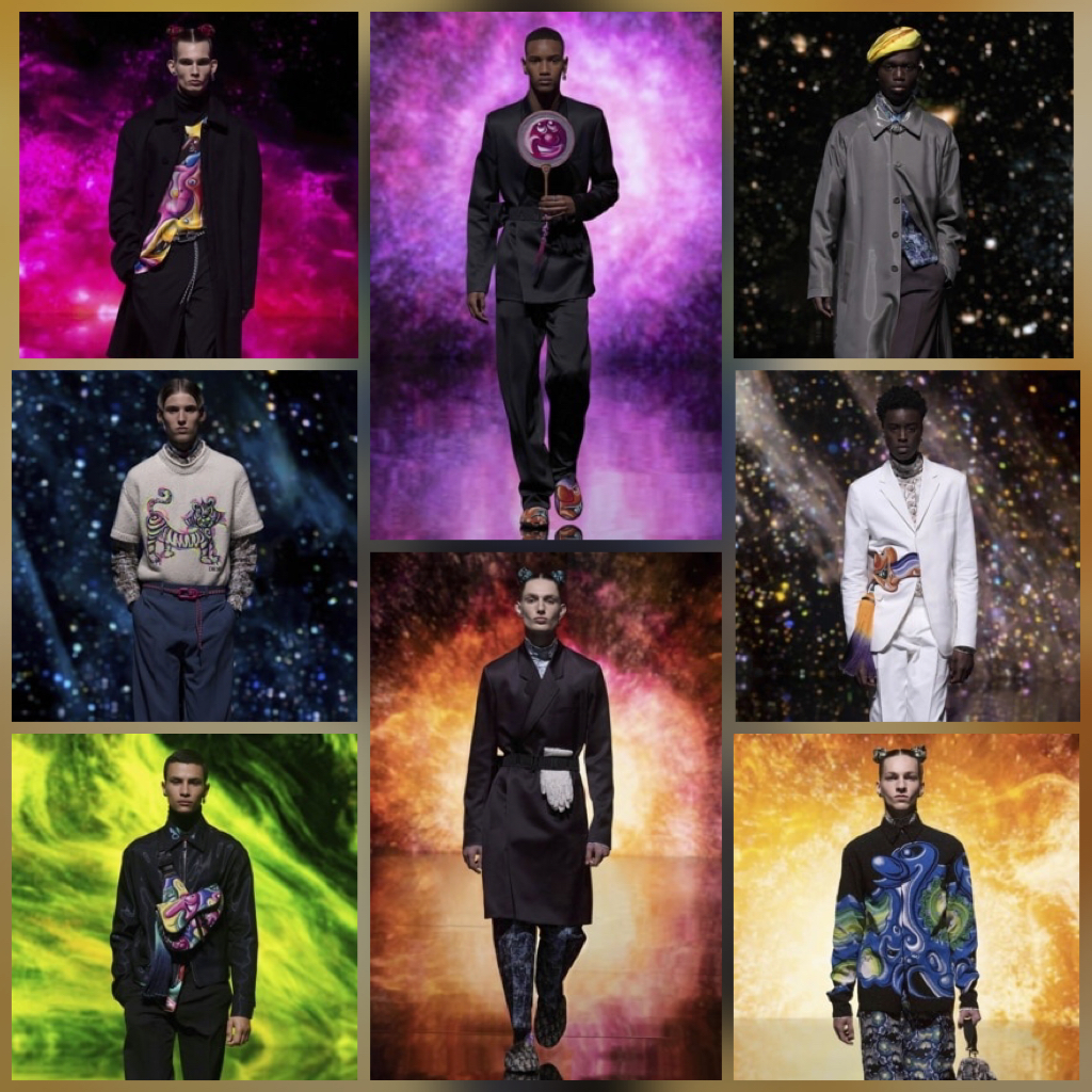 Mes silhouettes coups de cœur de la ligne homme automne 2021 de Dior