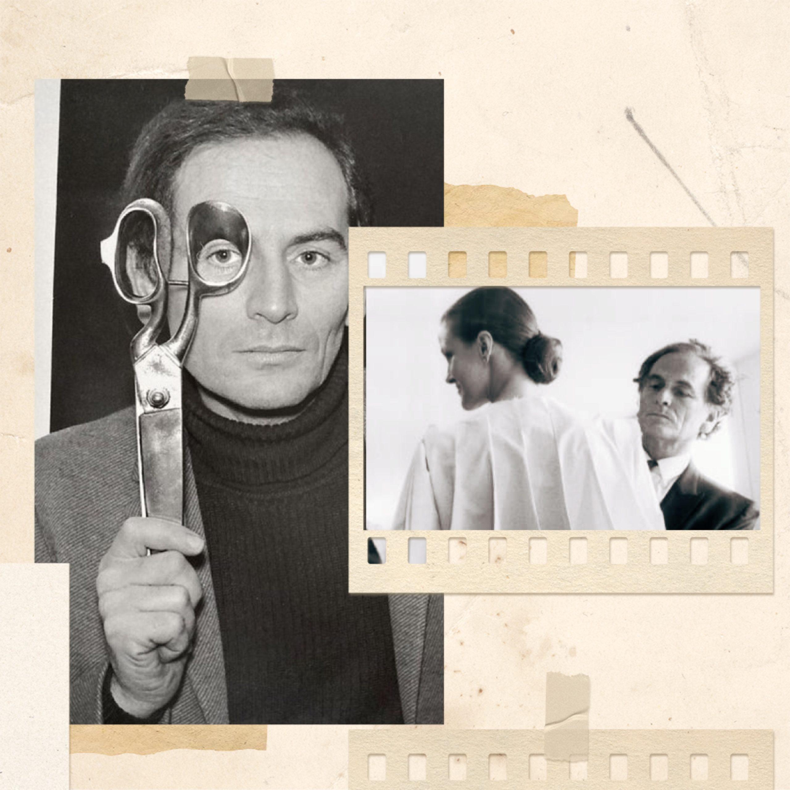 Retour en images sur la carrière exceptionnelle de Pierre Cardin