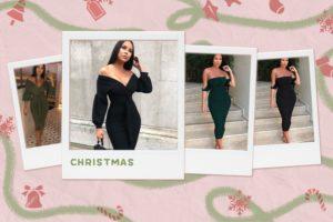 Femme Luxe : 4 robes festives pour Noël