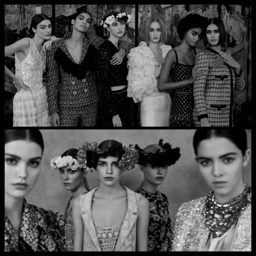 Défilé Chanel Haute Couture printemps-été 2021- Nadinezvous