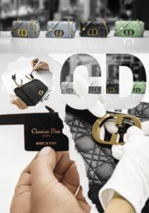 Caro, le nouveau sac iconique de la maison Dior