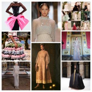 Retour en vidéos sur les défilés Haute Couture printemps-été 2021de Paris