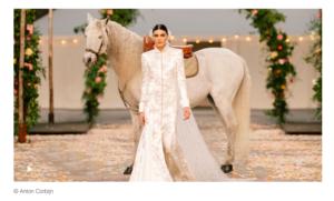 Haute Couture printemps-été 2021 : la mariée Chanel