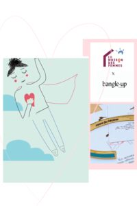 Bangle up x La Maison Des Femmes