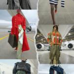 Paris Fashion Week: La maison Balmain défile au tarmac Charles-de-Gaullepour sa collection prêt-à-porter automne-hiver 2021-2022