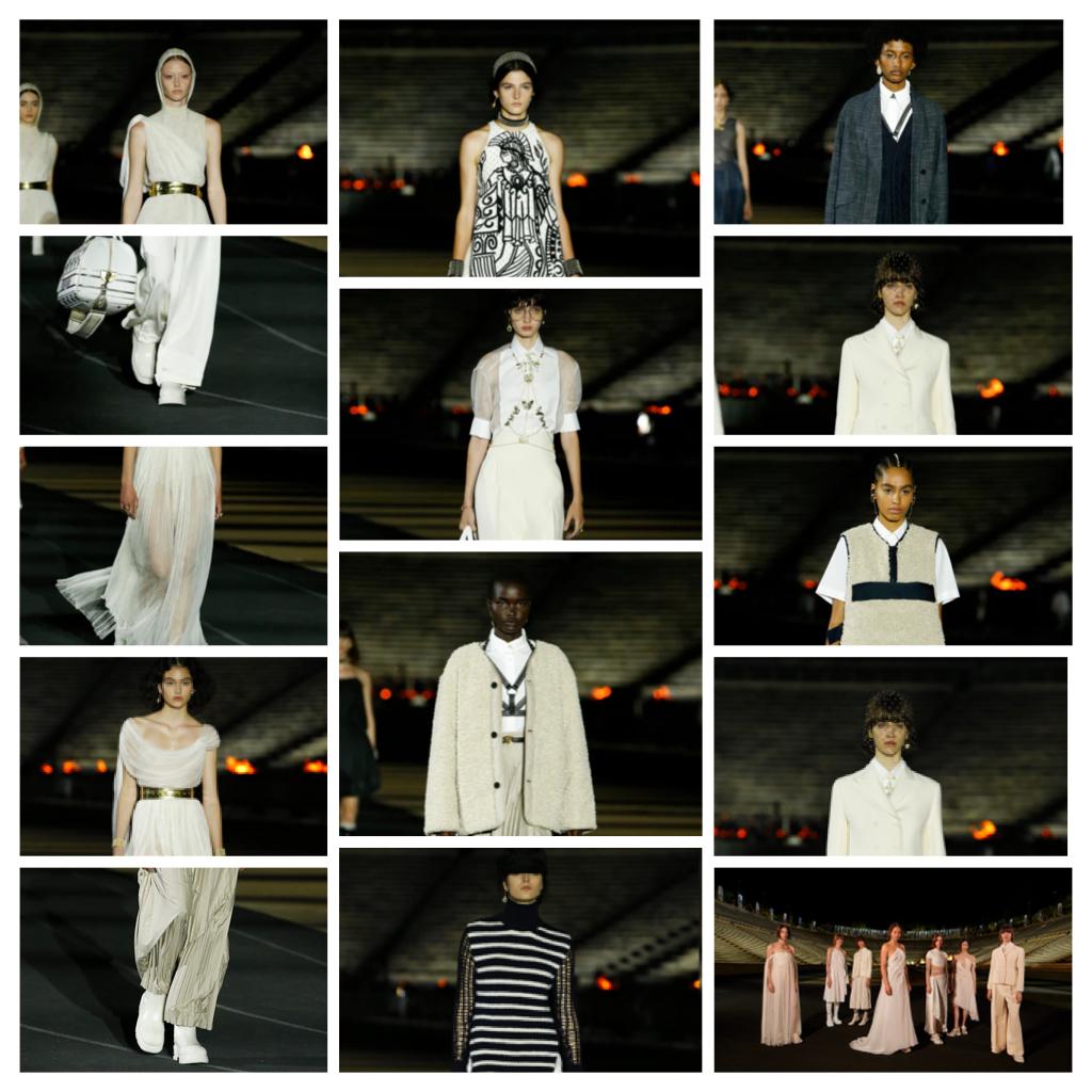 La collection Dior croisière 2022