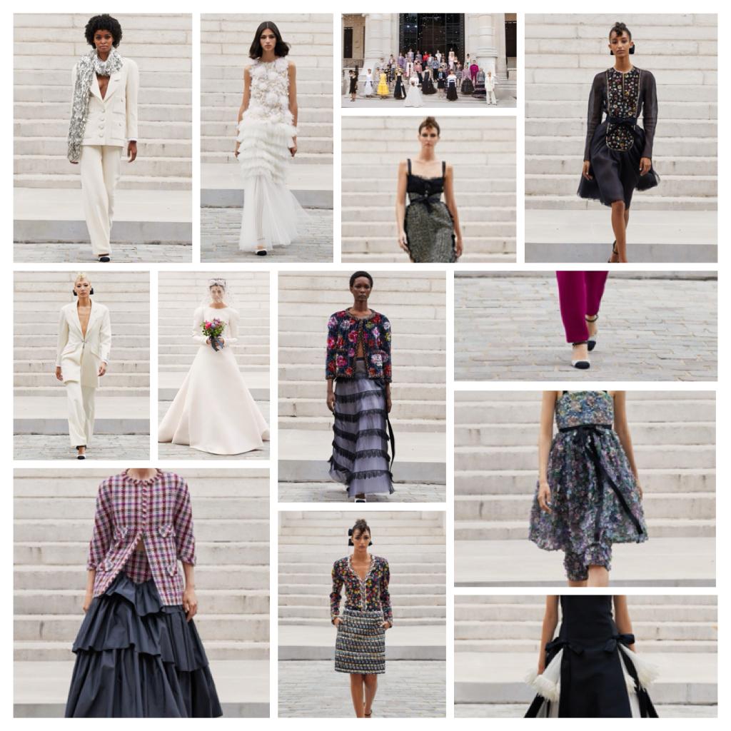 Défilé Haute Couture automne-hiver 2022 : Chanel s'invite au Palais Mode de la Ville de Paris