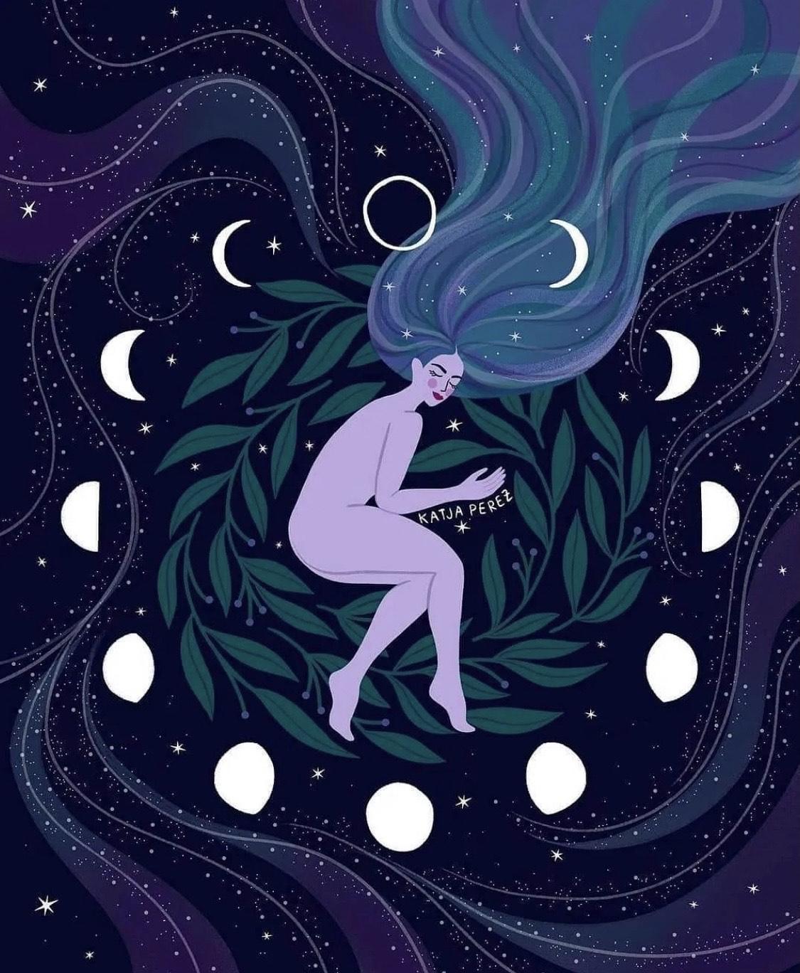Pleine Lune en Verseau : Comment manifester ses intentions pour la Pleine lune en Verseau du 22 août ?