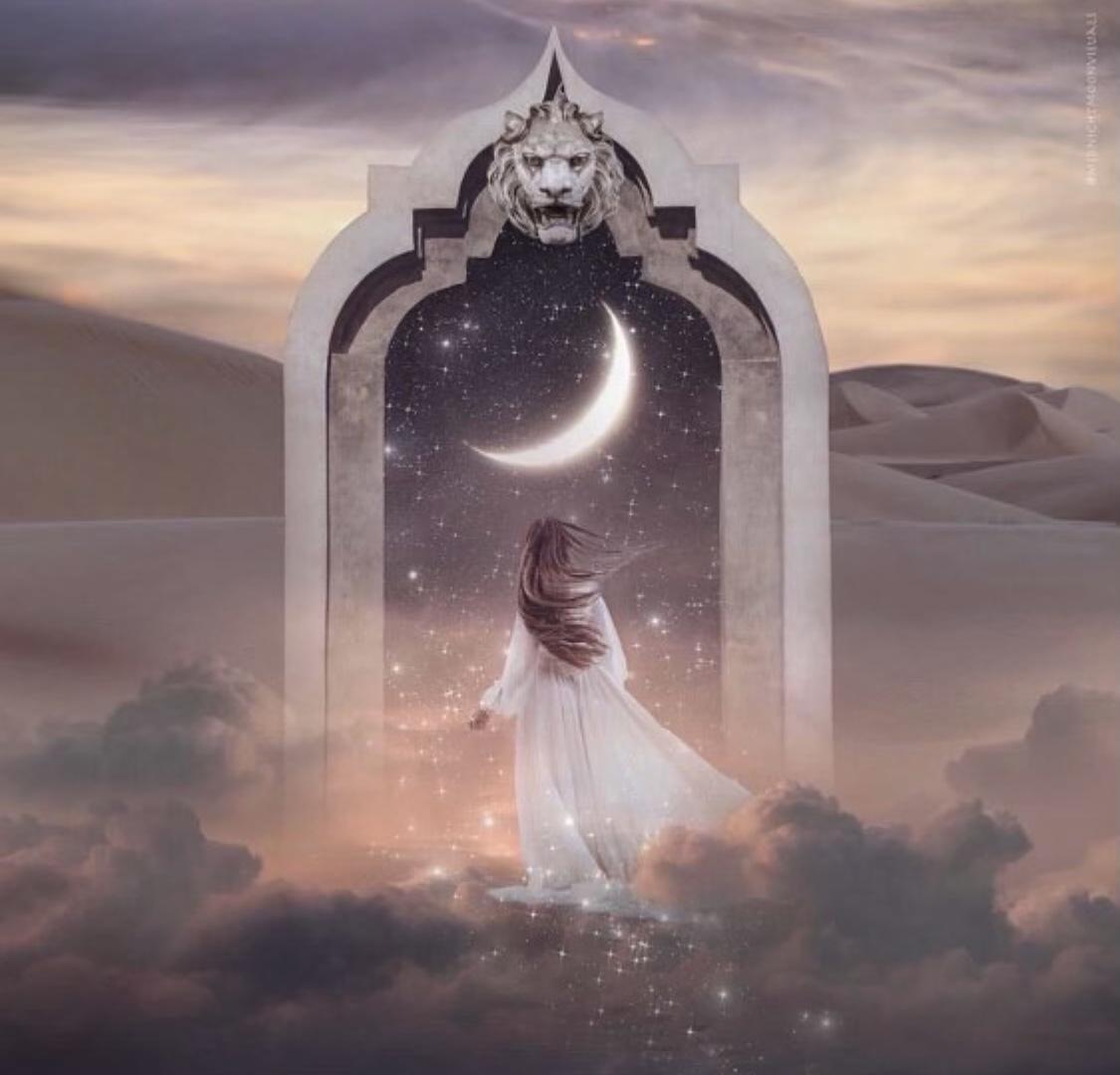 Nouvelle Lune du 08/08 : La Porte des étoiles ou le Portail du Lion