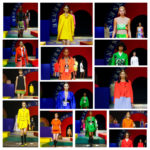Défilé Dior prêt-à-porter printemps-été 2022 : un vestiaire féminin sporty, de couleurs pop inspirée des années 60