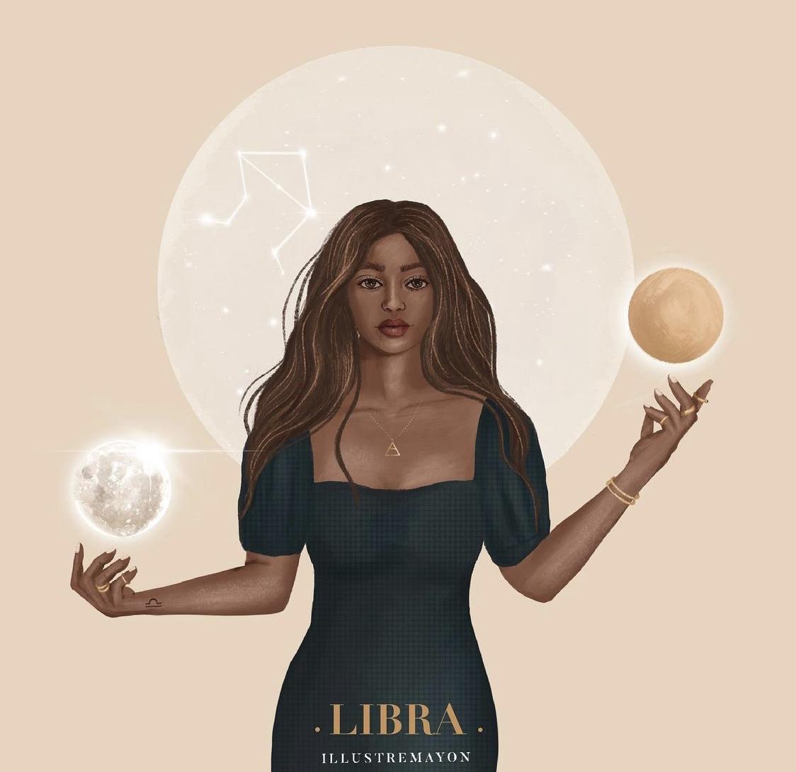 Rituel Nouvelle Lune en Balance : Je respecte mon rythme pour mieux m'écouter